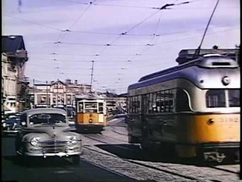 Foster Palmer's Boston Trolleys: North Cambridge And Arlington