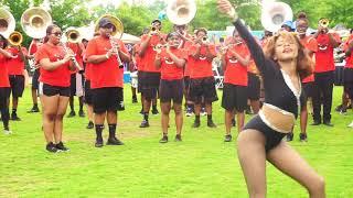 2018 Georgia Mass Band Finale   2018 HBCU SummerFest   Kevins Heart