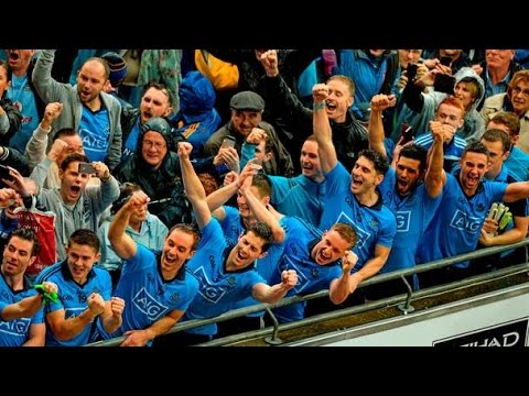 All Ireland Final Dublin v Kerry