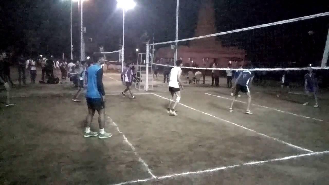 Amazing volleyball smatch of nagpur
