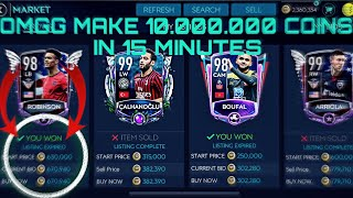 HOW TO MAKE MILLIONS OF COINS IN UNDER 15 MINUTES! BEST SNIPING FILTERS & INVESTMENT! FIFA MOBILE 20