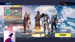 Family friendly challenge fortnite stream [$30-$50 Giveaway @ 200 Subs]