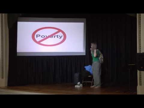 Don't judge a book by its cover: Caroline Skinner at TEDxStetsonU