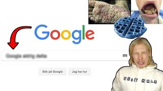 10 saker du ALDRIG ska Googla