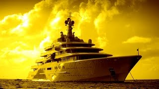 The World's Longest Motor Luxury Yachts by Length