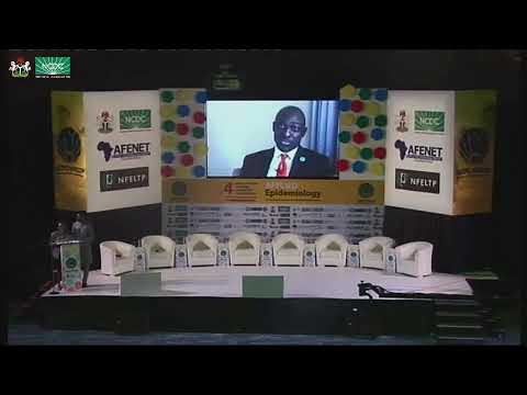Nigeria Centre for Disease Control NCDC Live Stream