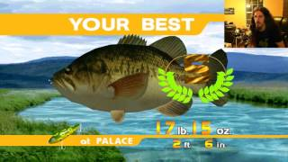 EXTREME FISHING ACTION! - Sega Bass Fishing (#1?)