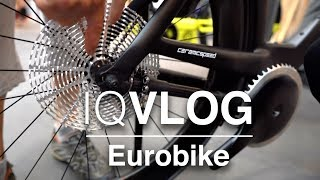 Eurobike 2018 Eindrücke: Wahoo, Ceramicspeed, 3T Strada, Due MucOff, Restrap, Omata, uvm. #IQVLOG: