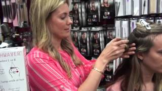 Ricky's NYC: Create 3 Types of Curls With the BeachWaver! Thumbnail
