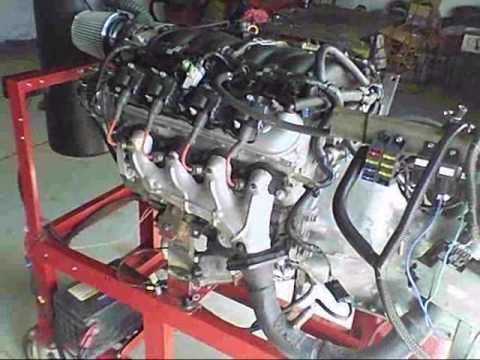 2003 Corvette LS1 - 3 wire hook up - YouTube