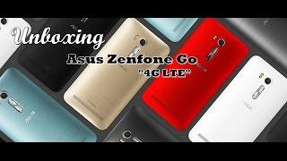 """Unboxing dan review singkat Asus Zenfone Go 4G LTE (4,5"""")"""