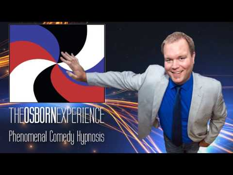 Fraternity & Sorority Hypnosis Show Promo - The Osborn Experience: Phenomenal Comedy Hypnosis