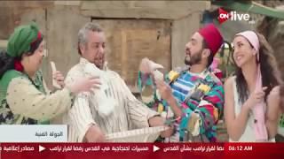 الجولة الفنية - تامر حسني يستعد لفيلم البدلة مع أكرم حسني