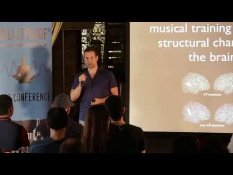 Abel James - The Musical Brain & Hacking Mental Performance w/ Music - Biohackers Conference 2013