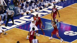 Kentucky Wildcats TV: Kentucky 55 Alabama 48