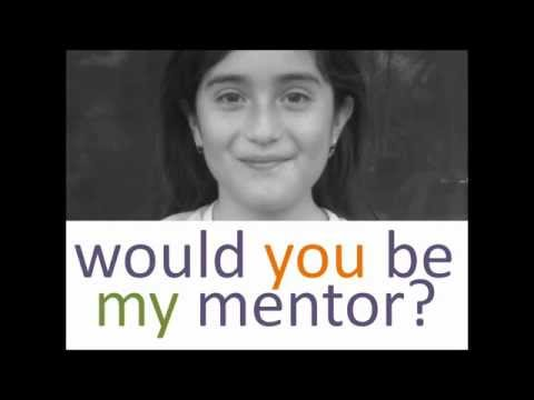 Would You Be My Mentor?
