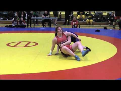 2016 Golden Bear Open: 82 kg Audrey Bucher vs. Skyler Anderson