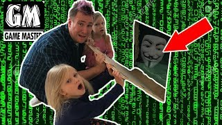 WE FOUND THE GAME MASTER TOP SECRET ENTRANCE - WE FAILED 😱