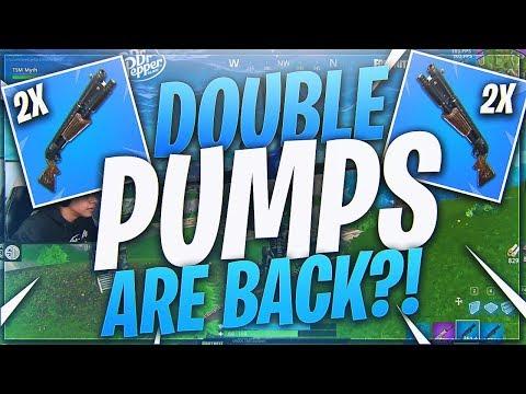 TSM Myth - DOUBLE PUMP IS BACK AGAIN BABY!!! (Fortnite BR Full Match)