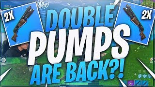 TSM Myth - DOUBLE PUMP IS BACK AGAIN BABY!!! (Fortnite BR Full Match)
