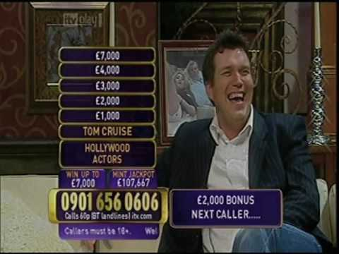 The Mint ITV Game Show