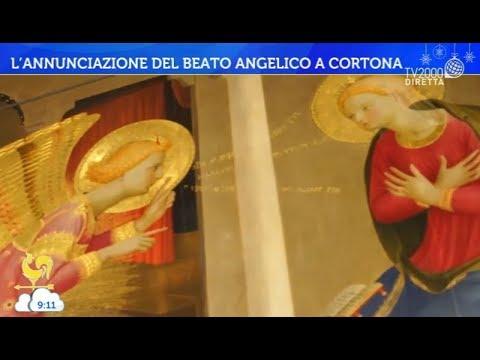 L'annunciazione del Beato Angelico a Cortona