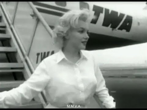 "Footage Of Marilyn Monroe Returning To Film ""Some Like It Hot"" 1958  -  ""To Be Completely Yourself"" Mp3"