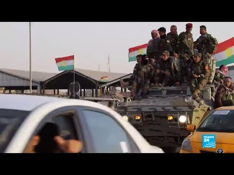 Iraq: Army retakes Kirkuk in lightning offensive against Kurdish troops