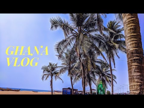 Ghana Vlog| A Weekender In Accra, Living The Life