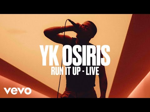 YK Osiris - Run It Up (Live) | Vevo DSCVR