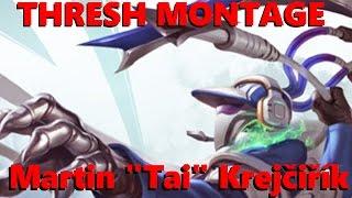 [LoL] Thresh montage