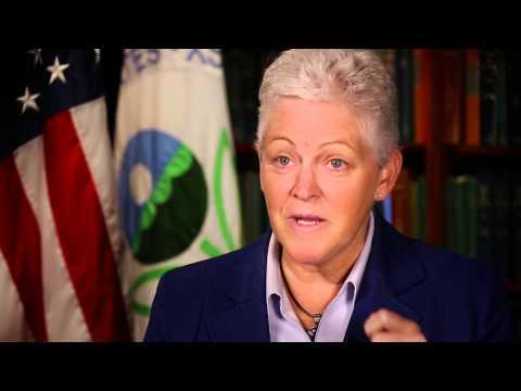 Meet EPA Administrator Gina McCarthy
