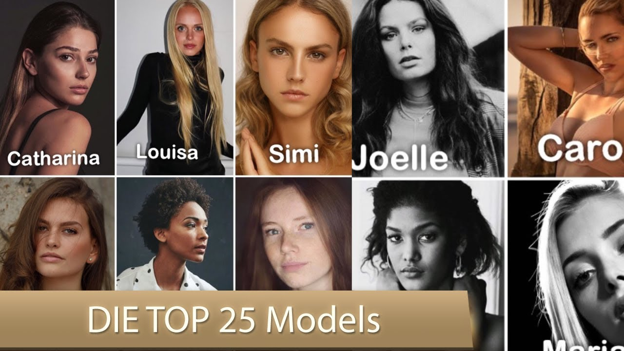 GNTM 2019: Die Top 25 Models
