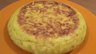 tortilla de patatas receta de cocina española