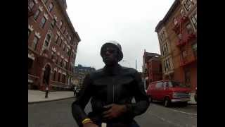Jameel Watkins - They said I was too tall to ride a Motorcycle