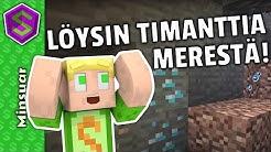 Ostetaan Kattomateriaaleja! | Minecraft Minsuar Let's Play #17