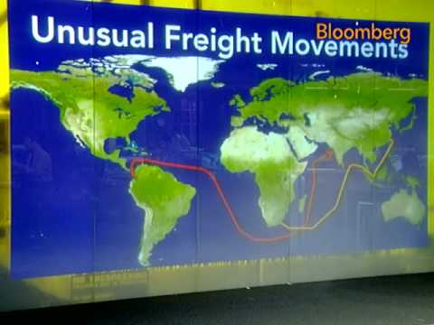 Oversupply of Vessels Keeping Freight Rates Low: Video