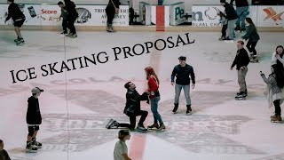 Ice Skating Proposal // Our Proposal Story!