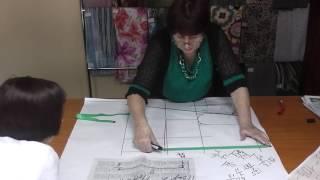 4 урок Мастер класс блузки