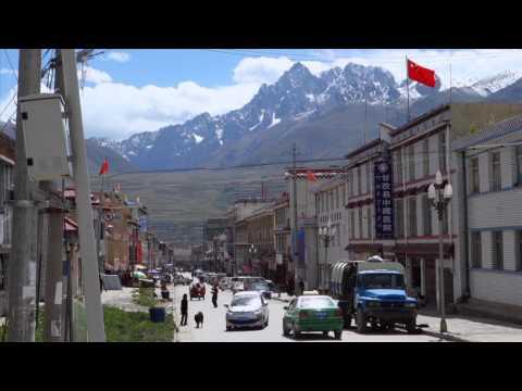 Long Treks CHINA (Qinghai, Xining - Sichuan, Chengdu) - Episode 3