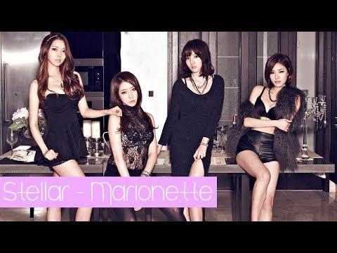 [ MaxStep ] Stellar (스텔라) - Marionette (마리오네트) MV Reaction - YouTube