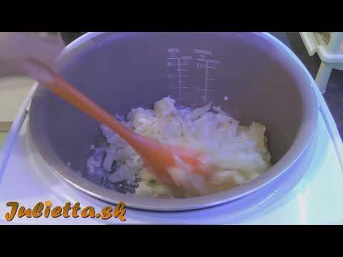 Картофель с сыром в мультиварке (последняя готовка в 2й мульти)