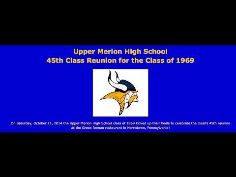 Upper Merion High School Class of 1969