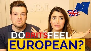 Do British People Identify as European? // Cultural Identity & Brexit