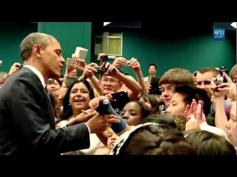 Obama Whirlwind Asia Trip in 3:33