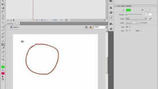 Чернильница и ведро с краской в Adobe Flash CS4 (16/46)