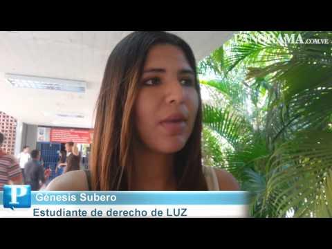 Con normalidad se desarrollan las clases en la Universidad del Zulia