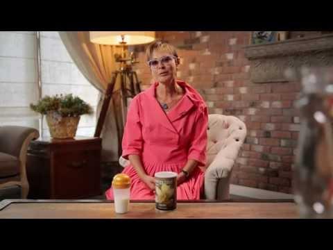 Ирина Хакамада готовит Energy Diet «Ваниль». Легкий способ похудеть