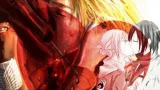 Mikasa x annie ~ n i c o t i n e
