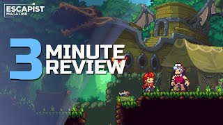 Eagle Island | Review in 3 Minutes (Video Game Video Review)